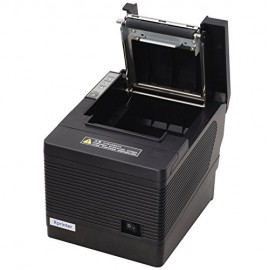 Xprinter XP-260III High Speed 80mm USB + LAN + RS232 Thermal Receipt Print With Auto Cutter for Windows/Linux/Android - Black