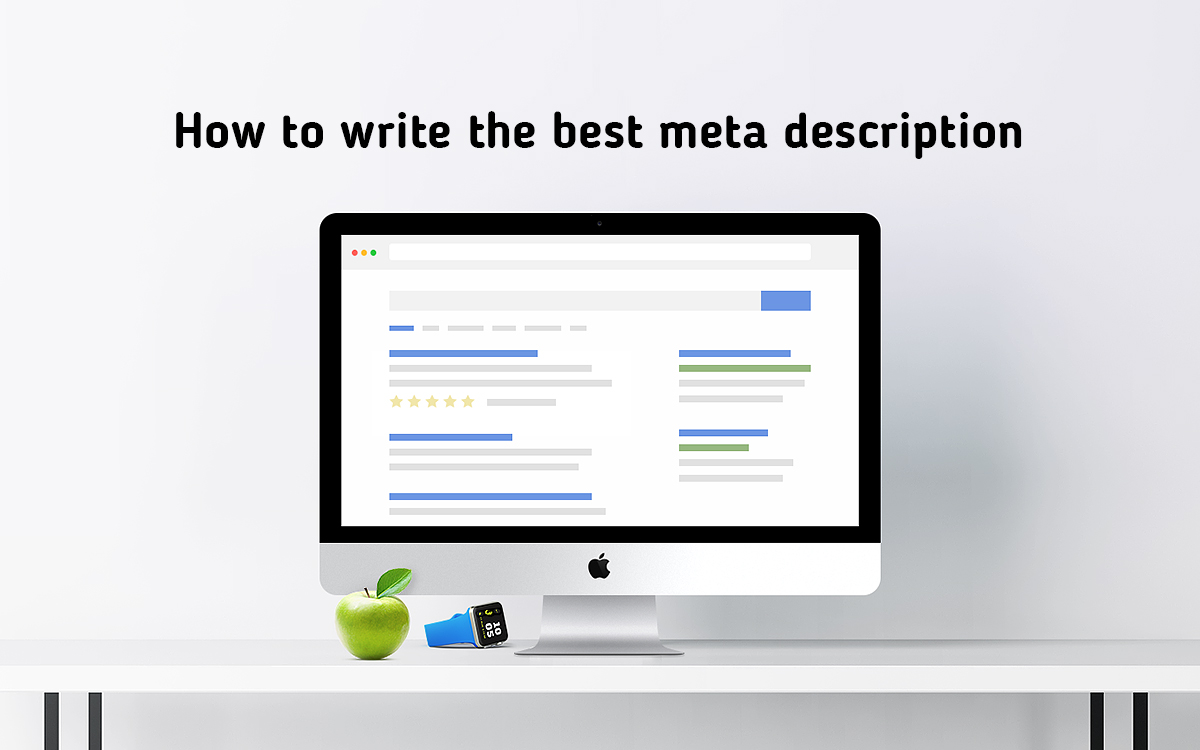 How to write the best Meta Description for SEO